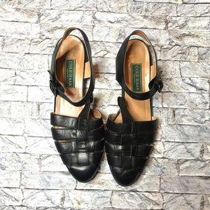 ✨Cole Haan Black Sandals ✨